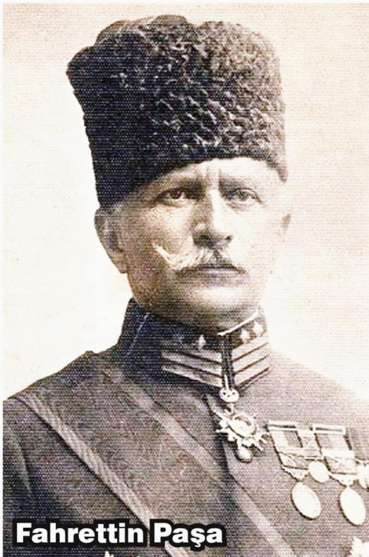 https://ikizkare.com/Çöl Kaplanı Ömer Fahrettin Paşa