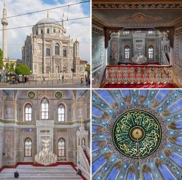 https://ikizkare.com/Pertevniyal Valide Sultan Camii | Aksaray, İstanbul
