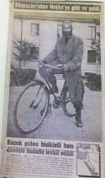 https://ikizkare.com/Bisikletiyle Haçça Giden Amcamız Hacı Mehmet Neşet Öz