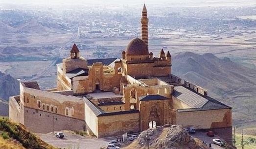 https://ikizkare.com/İshak Paşa Sarayı