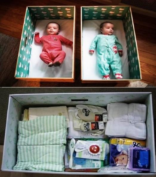 https://ikizkare.com/Finlandiya'nın Yeni Doğan Bebekler İçin Verdiği Kutunun Gizemi