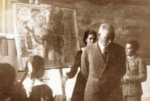 https://ikizkare.com/Atatürk'ün Bir Tarih Öğretmenine Öğüdü